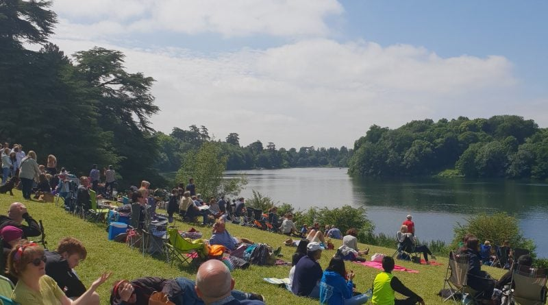 Blenheim Palace Junior Regatta
