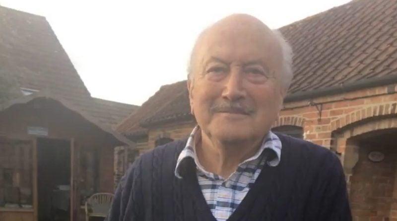Martin Maurice Brandon Bravo ,25 March 1932 – 15 August 2018 – N&URC Club President