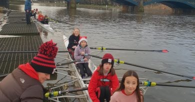 Christmas Pudding Races 22nd December 2018