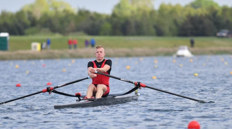 Junior Sculling Regatta Sunday 28th April