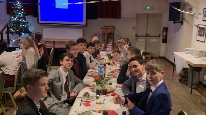 Junior Dinner 2019